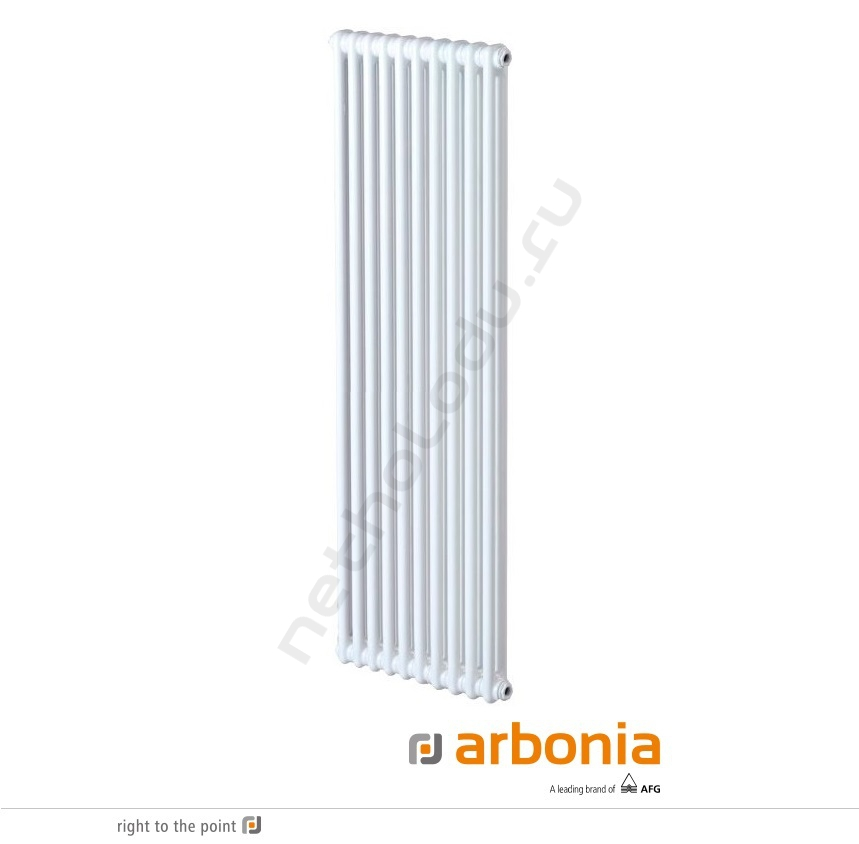 Вертикальный радиатор Arbonia 2180/10