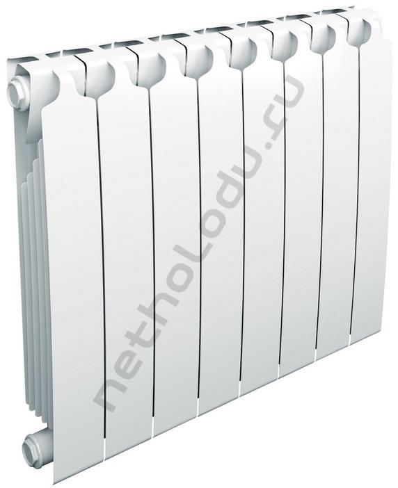 Sira RS 500 4 секции биметаллический радиатор Сира