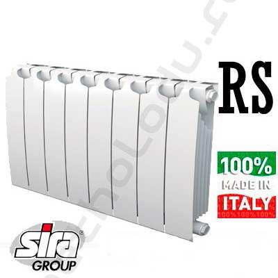 Sira RS 300 8 секций биметаллический радиатор Сира