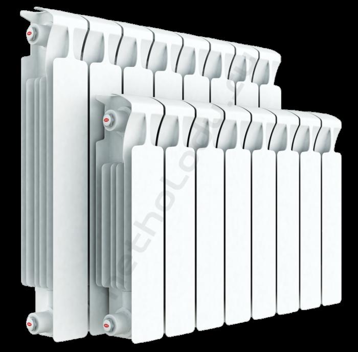 Rifar Monolit 350 4 секции биметаллический радиатор Рифар Монолит