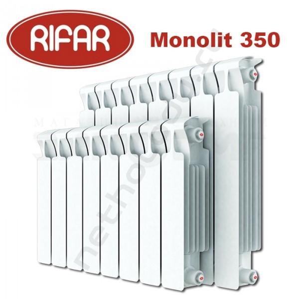 Rifar Monolit 350 11 секций биметаллический радиатор Рифар Монолит