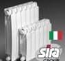 Sira RS 500 9 секций биметаллический радиатор Сира