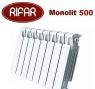 Rifar Monolit 500 6 секций биметаллический радиатор Рифар Монолит