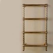 Полотенцесушитель Brandoni Vintage Gold Золото