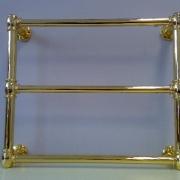 Полотенцесушитель Brandoni Classic 1 Gold Золото