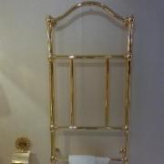 Полотенцесушитель Brandoni Exclusive Gold Золото