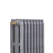 Чугунный радиатор Guratec Apollo 765/05 Gussgrau Серый