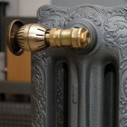 Чугунный радиатор Guratec Apollo 765/06 Gussgrau Серый