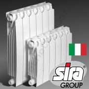 Sira RS 500 11 секций биметаллический радиатор Сира
