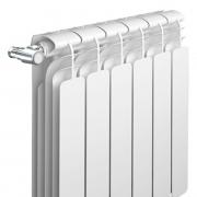 Sira Ali Metal 500 8 секций биметаллический радиатор Сира Alice